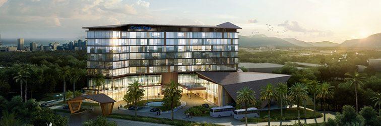 莱城酒店概念方案