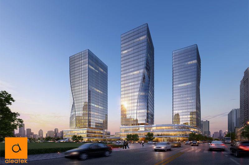 Urumqi Business Center 01