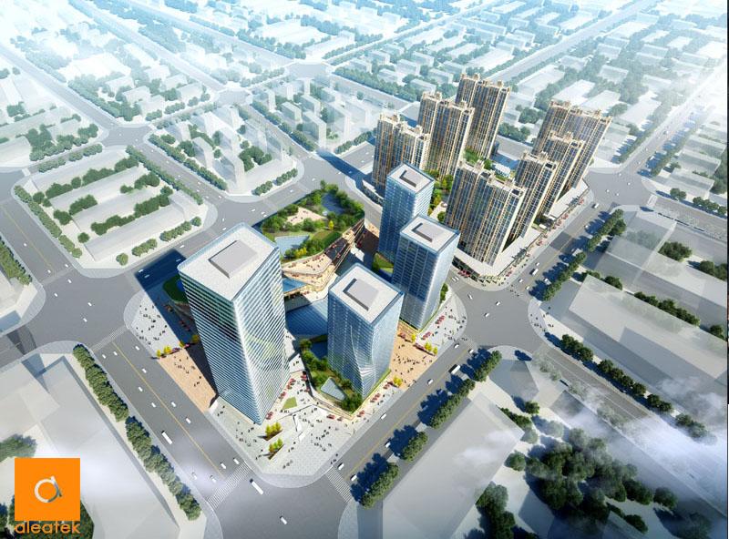 Urumqi Business Center 02