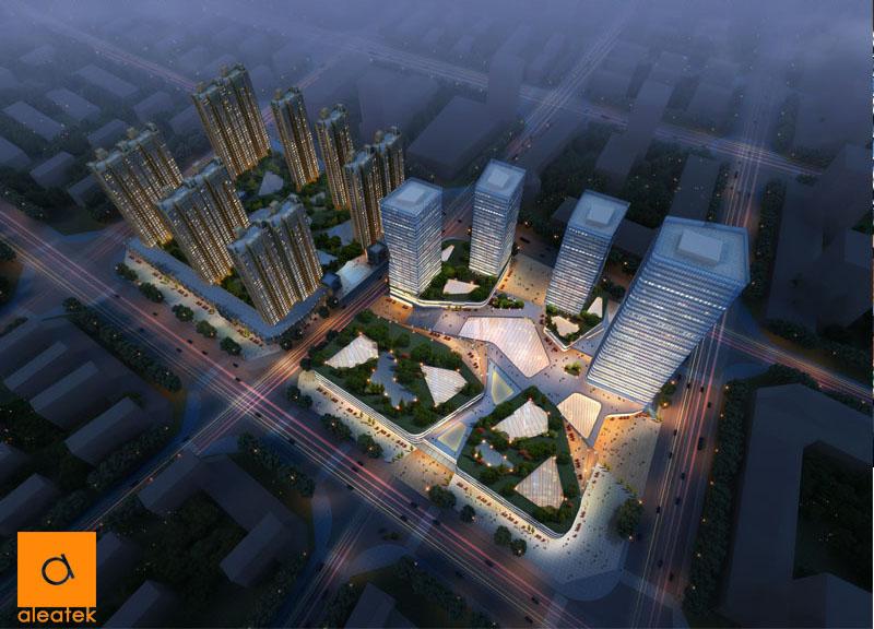 Urumqi Business Center 03