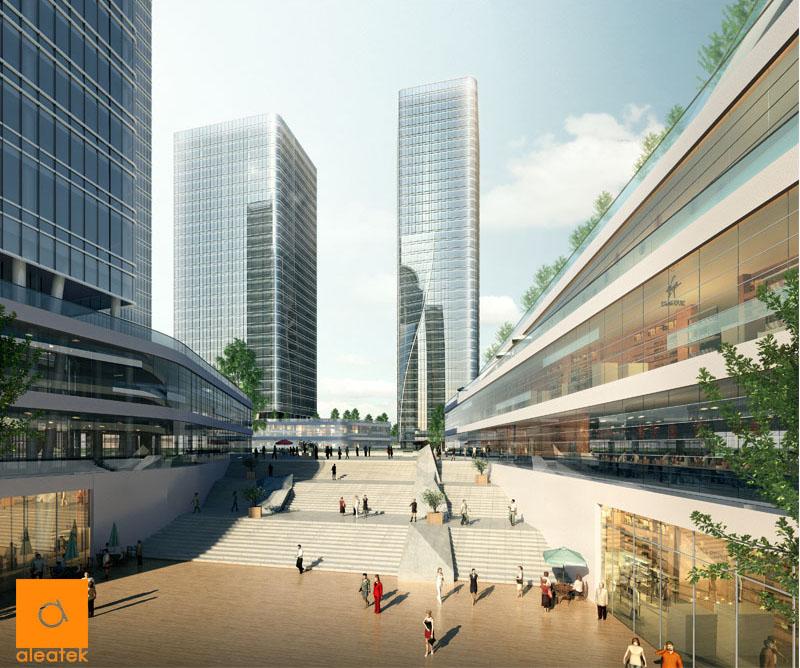 Urumqi Business Center 04