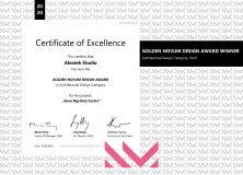 """Jinan Big Data Center"" won the NDA (Novum Design Award) Architectural Design GOLDEN Award"